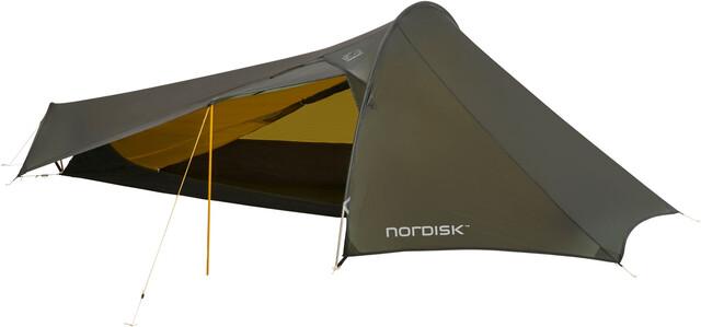 Nordisk Lofoten 1 Ultra Light Weight Tent SI Forest Grön (2019)